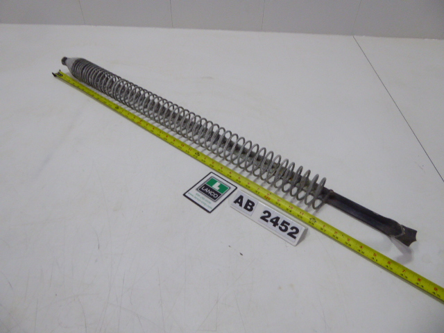 "Used Anode Basket - Steel 2.5"" Diameter Anode Basket AB2452-Anode Baskets"