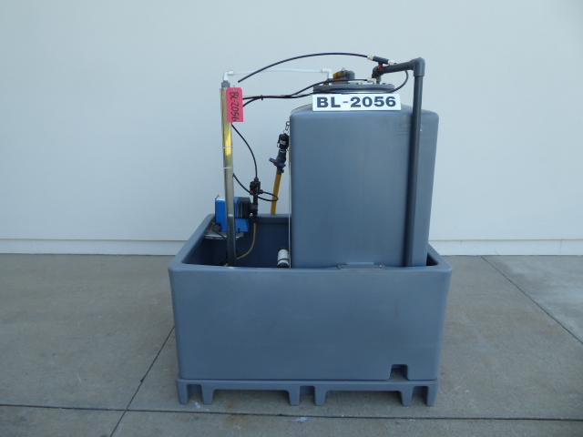 Used Boiler - Nalco Mini Bulk Boiler Support Unit BL2056-Boilers