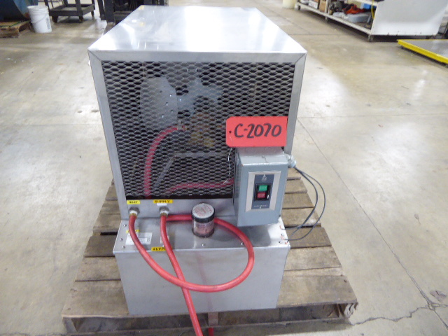 Used Chilling / Cooling Tower - Tocco 4.5 Ton Chiller C2070-Chilling & Cooling Towers