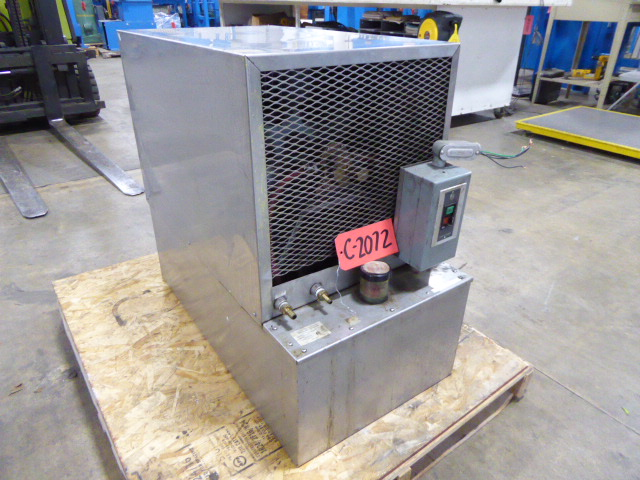 Used Chilling / Cooling Tower - Tocco 4.5 Ton Chiller C2072-Chilling & Cooling Towers