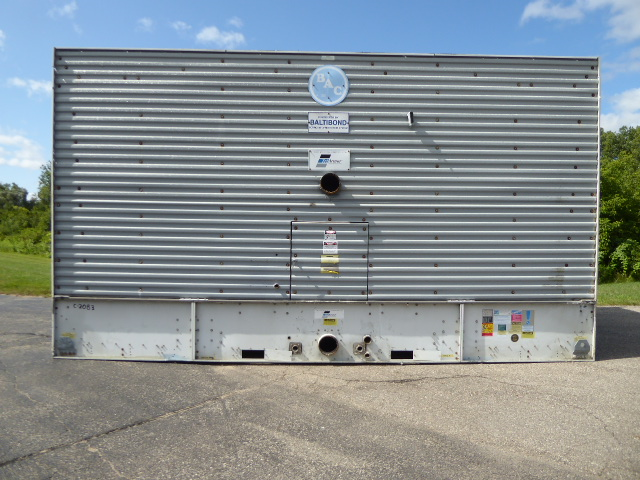 Used Chilling / Cooling Tower - Baltimore Aircoil 455 Ton Cooling Tower C2083-Chilling & Cooling Towers