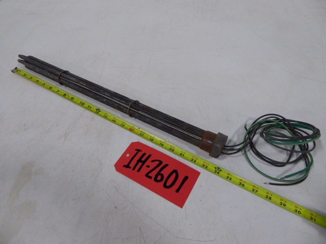 Used Immersion Heater - Process Technology Quartz Immersion Heater IH2601-Immersion Heater