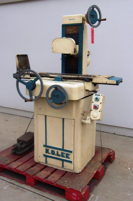 Used - K.O. Lee Model S718 Surface Grinder-Misc. Equipment