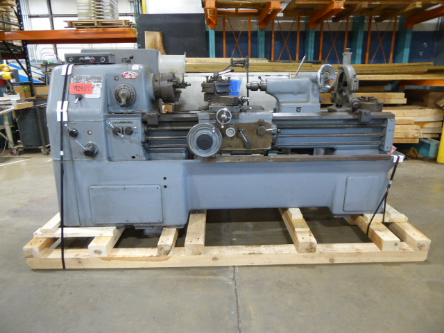 Used - Dong Yang Precision Lathe M2409-Misc. Equipment