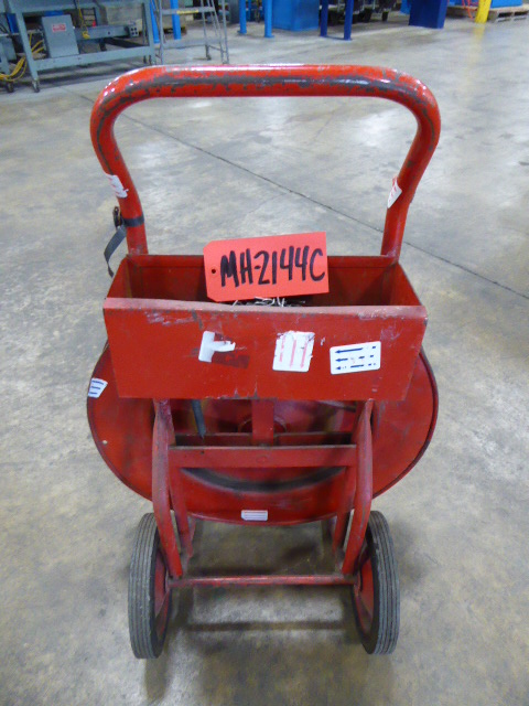 Used - Strapping Banding Cart MH2144C-Material Handling