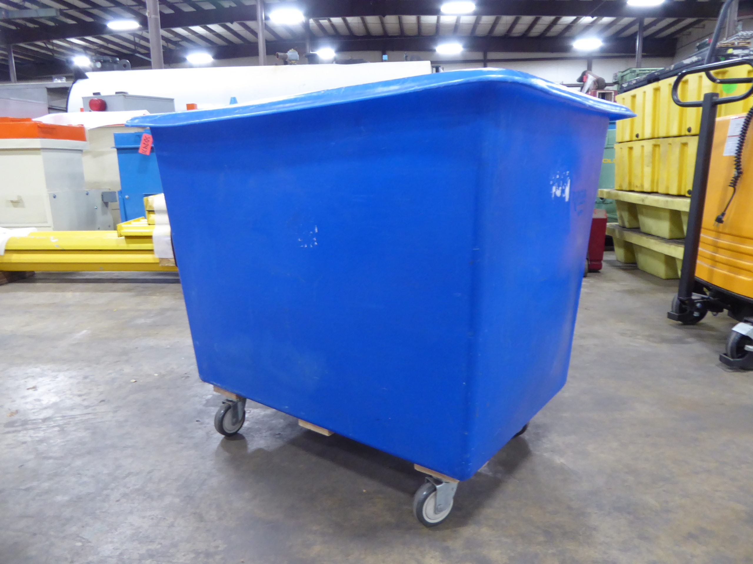 Used - Royal Poly Cart on Casters-Material Handling