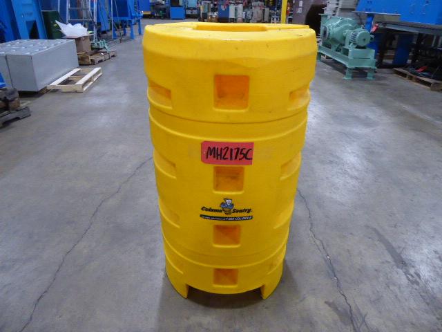 Used - Column Sentry Column Protector MH2175C-Material Handling