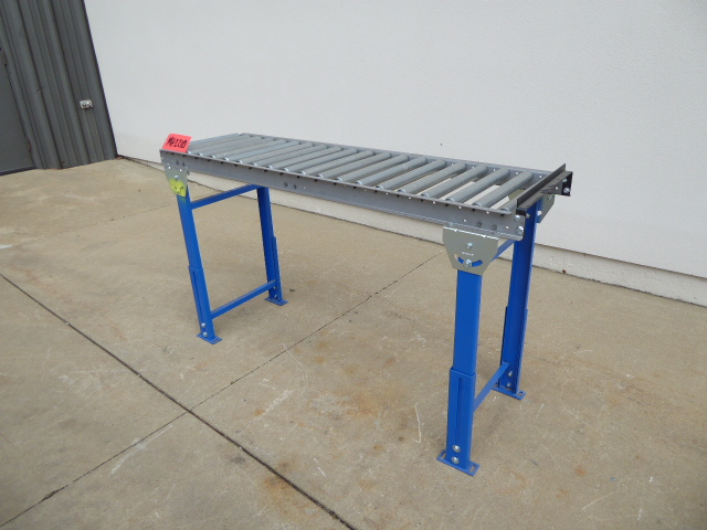 Used - Roll Away Gravity Roller MH2210-Material Handling