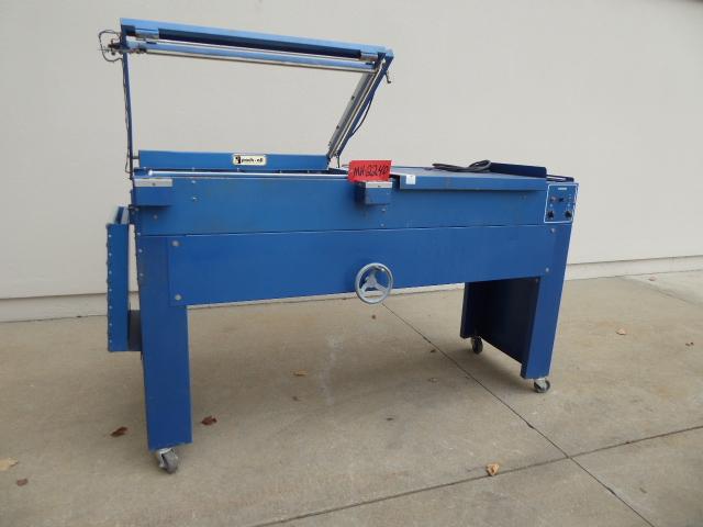 Used - Pack-All 20x30D L Bar Sealer MH2240-Material Handling
