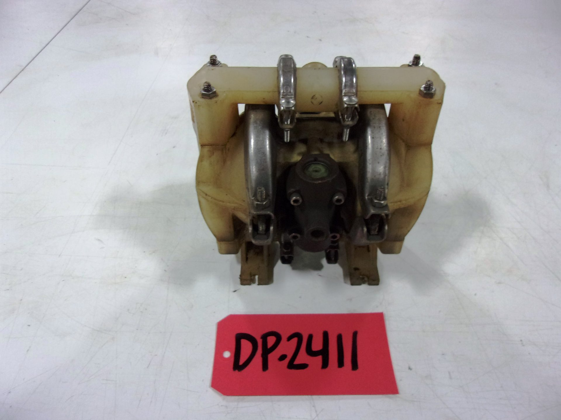 """Used Diaphgram Pump - Wilden .5"""" Inlet .5"""" Outlet Diaphragm Pump-Pumps - Diaphragm"""