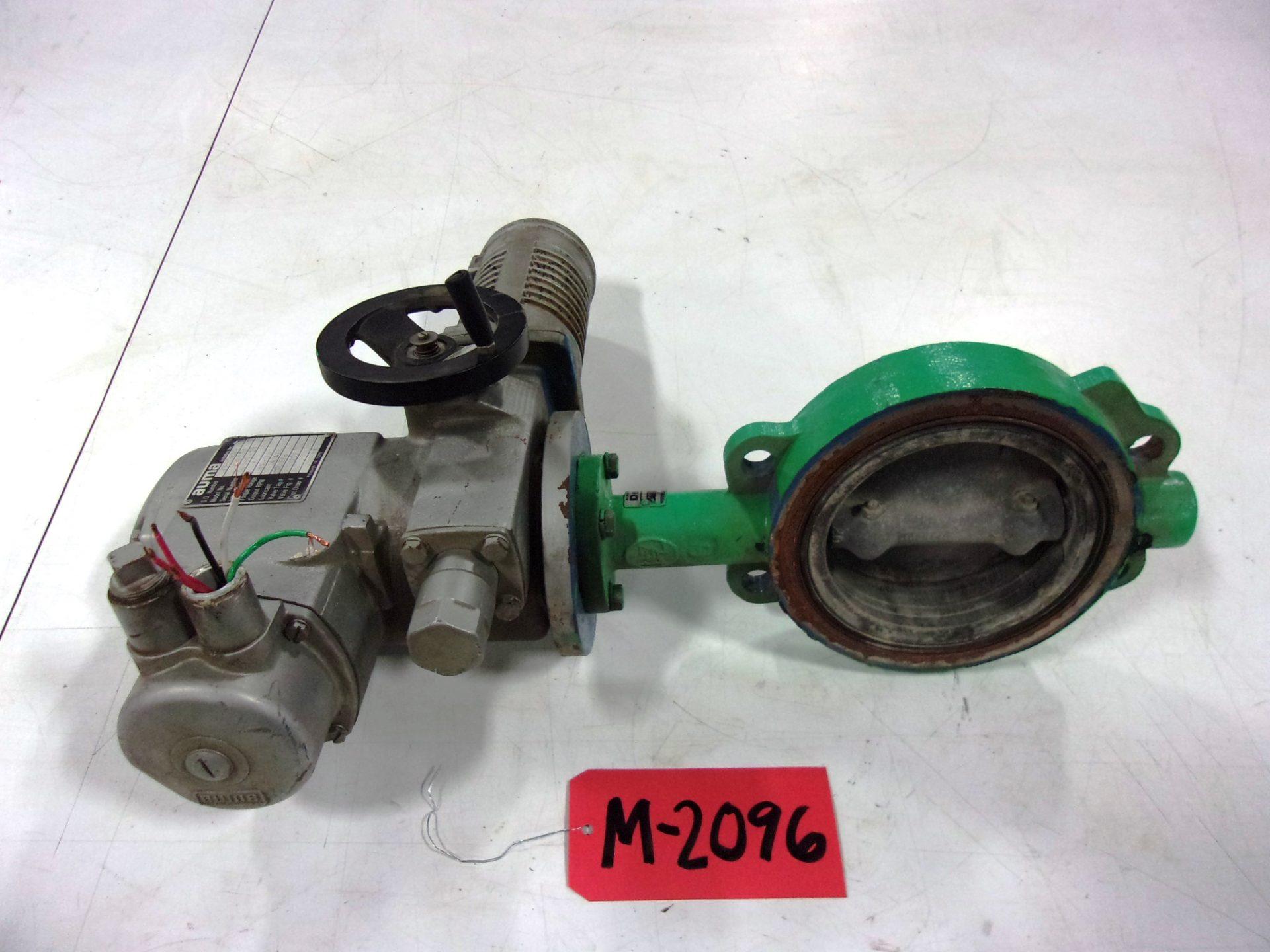 Used - Auma SG051 Explosion Proof Actuator-Misc. Equipment