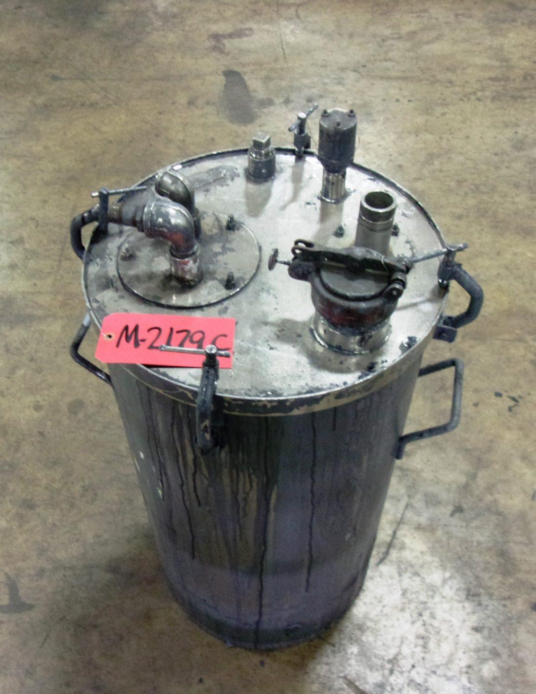 Used - Precise 20 Gallon Paint Pot-Misc. Equipment