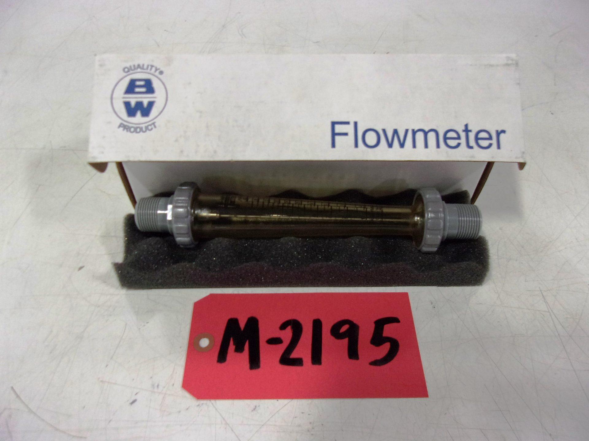 Used - Blue-White Industries Model F-4575OLHN-12 Flowmeter-Misc. Equipment