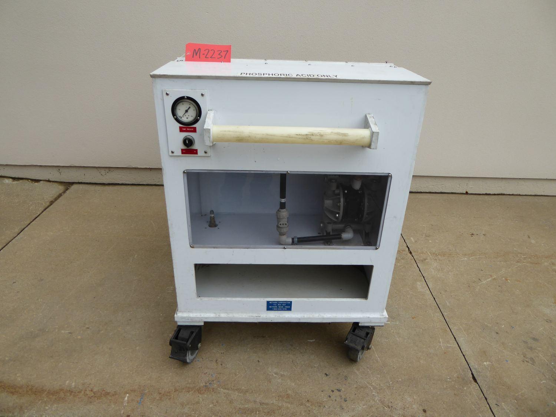 Used - Methuen Corp. Honey Wagon Cart