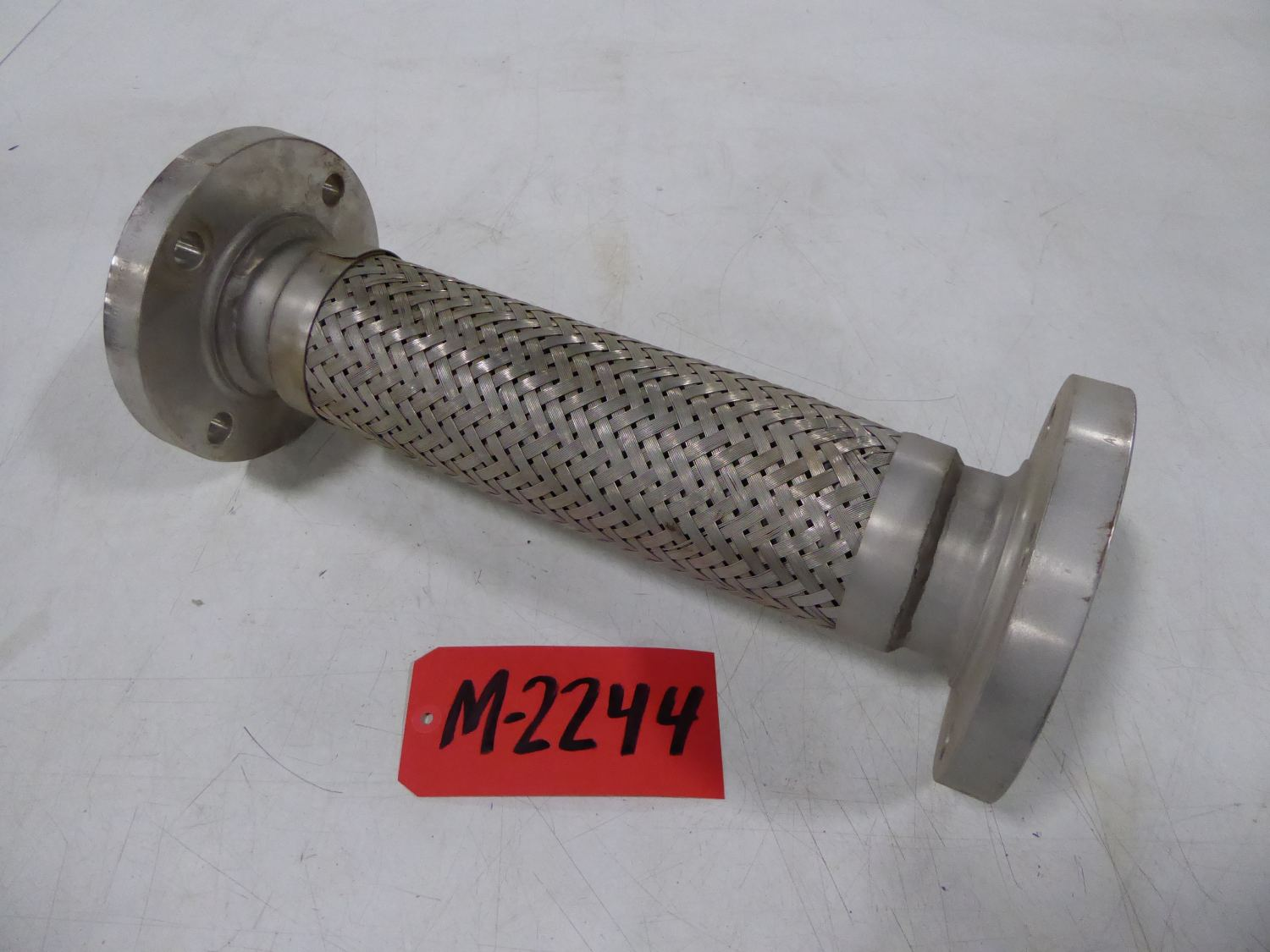 """Used - Enlin 3"""" Stainless Steel Flex Hose Coupling-Misc. Equipment"""