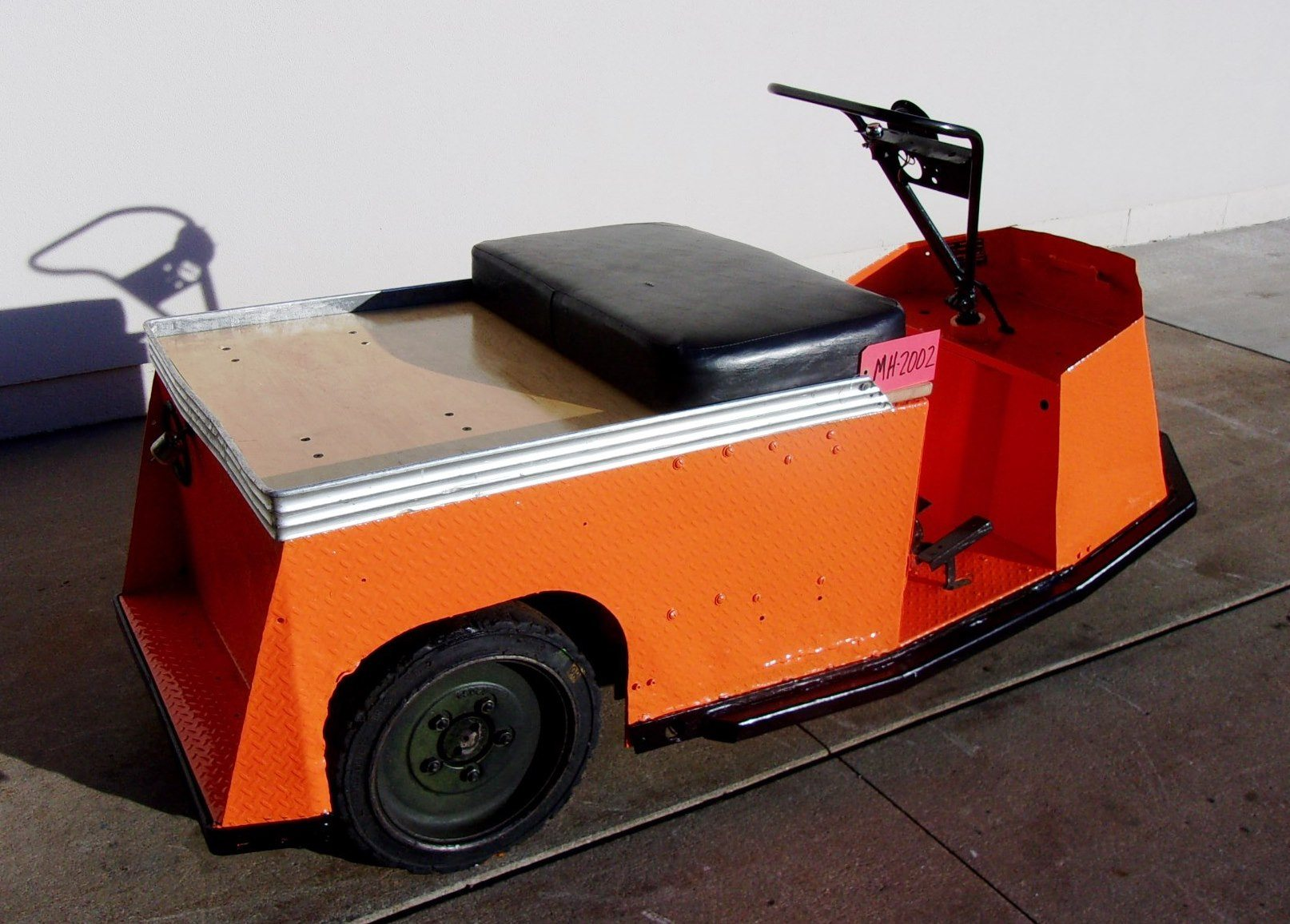 Used - Taylor-Dunn Model SS-025-34 Personnel Carrier-Material Handling