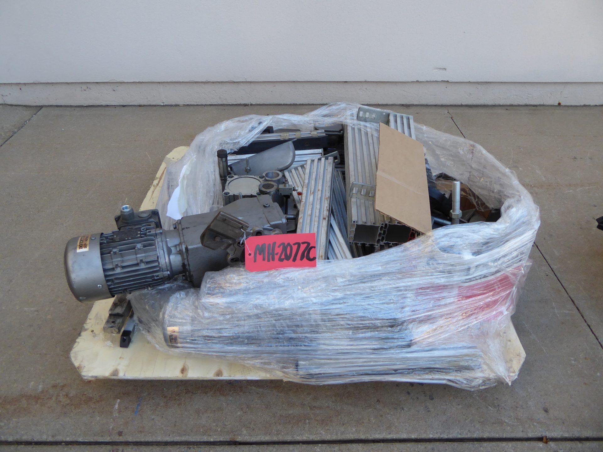 Used - Modu-Tek Motorized Conveyor-Material Handling